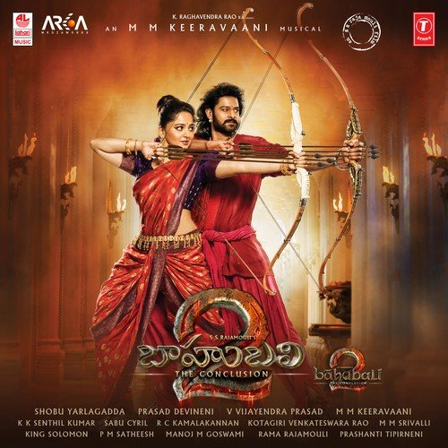 Bahubali 2 Songs