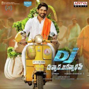 DJ – Duvvada Jagannadham Songs