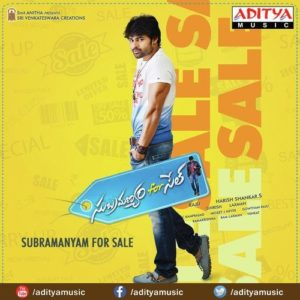 Subramanyam For Sale Songs