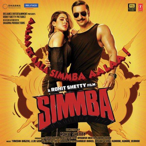 Simmba Songs