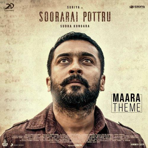 Soorarai Pottru Songs Free Download 2020