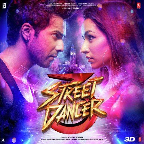 Street Dancer 3D Songs