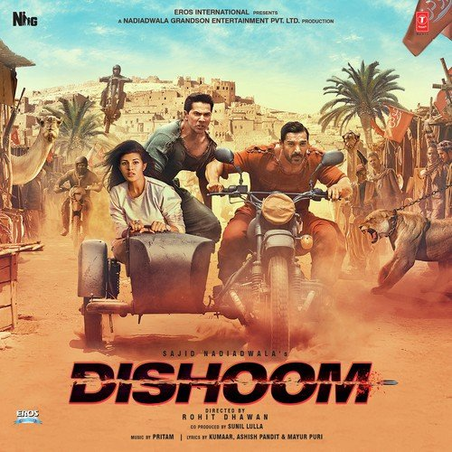 Dishoom Mp3 Songs