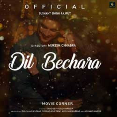Dil Bechara Songs