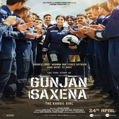 Gunjan Saxena Songs