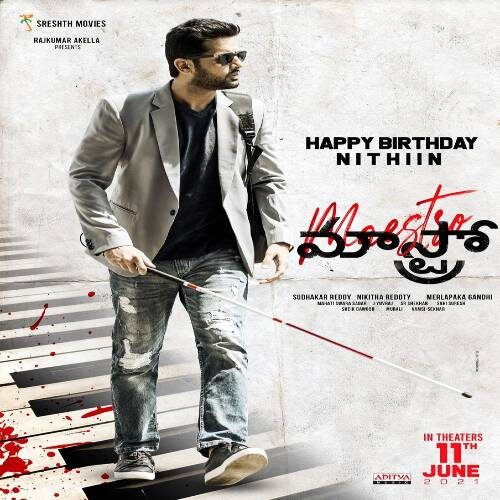 Maestro Telugu Songs
