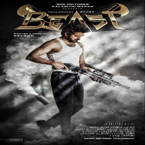 Beast Tamil Movie Songs